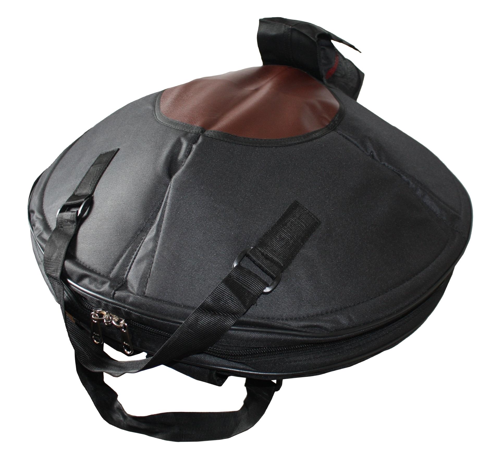 housse de protection pour handpan bali steel pan. Black Bedroom Furniture Sets. Home Design Ideas